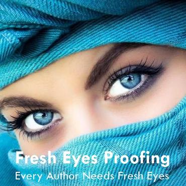 Fresh Eyes Proofing Website, info and pricing